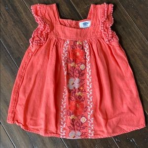 Old navy baby girls dress size 18-24 months.